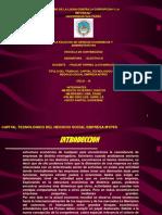 CAPITAL TECNOLOGICO DEL NEGOCIO SOCIAL EMPRESA MYPES.ppt