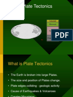 Earth and PlateTectonics