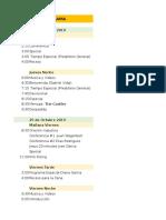 Programa CIL2019