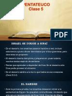 Pentateuco Clase 5