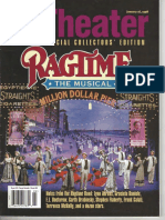 In Theatre magazine special issue, Ragtime Collectors Edition, Jan. 16, 1998