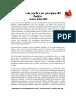10. [AP.10] - Amilcar Cabral - Aplicar en La Práctica Los Principios Del Partido.