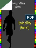 David the King Part 1 Spanish PDA