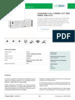 Controlador 5 en 1 (MONO, CCT, RGB, RGBW, RGB+CCT) (1)