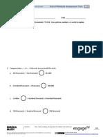 Math g4 m1 End of Module Assessment