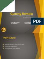 Fractured Basement - Gunung Kemala Field.pptx.ppt