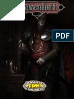 Ravenloft Savage Worlds 1.1