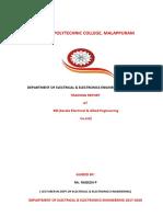 tranining report.docx