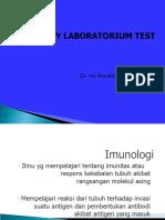 Imunologi Test