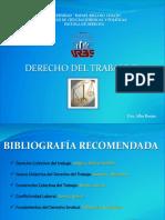 Dra. Alba Borjas 1º Corte
