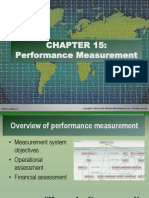 CHAPTEER 15 Performance Measurement