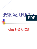 Spesifikasi Umum 2018 - Malang (8-10 Apr 2019) - 500 sheets.pdf