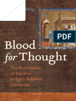 Blood for Thought