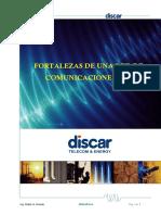 Fortalezas Red PLC DISCAR
