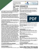 Leitura Orante - Par. Imaculada Conceição, Joinville