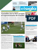 Edición Impresa 29-06-2019