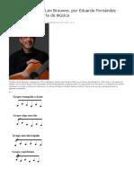 Analisis-Sobre Parábola de Leo Brouwer, por Eduardo Fernández - Escuela Universitaria de Música.docx
