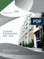 UMTC Course Catalogue 2017-2018