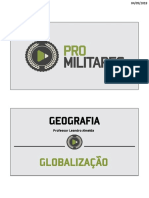 Globalizacao Ao Vivo
