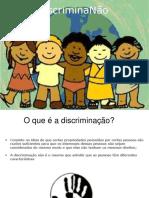 _Projeto Discriminação_ 2013