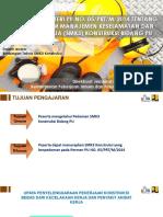 Bimtek Petugas K3 - 03. Permen PU No 05-2014 SMK 3