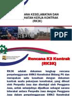 Bimtek Petugas K3 - 09. RKK