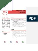 Proposal Usaha TSO Ventures