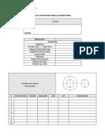 Formato para la medicion de CTDI