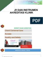 STANDART DAN INSTRUMEN KLINIK.pptx