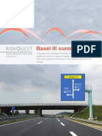 Whitepaper Basel III