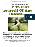 Cure Any Disease Book