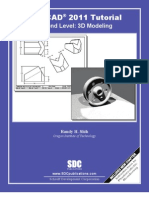 Intro to 3d Modeling Acad 2011