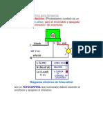 Contrl Fotoelectrico y Rele Con Supresor
