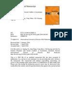 International Journal of Disaster Risk Reduction Volume Issue 2016 [Doi 10.1016_j.ijdrr.2016.04.001] Xu, Jiuping; Wang, Ziqi; Shen, Feng; Ouyang, Chi; Tu, Yan -- Natural Disasters and Social Conflic