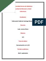 Santiago Valenzuel Cuidados Humanizados