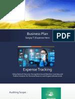 Expense Hero - Business Plan