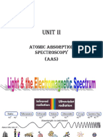Atomic Absorption Spectroscopy 2