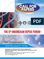 National Sepsis Forum-2nd Ann