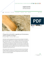 Prepararea Extractelor Vegetale Prin Fermentare, Pentru Gradina Ecologica – Gardenbio.ro