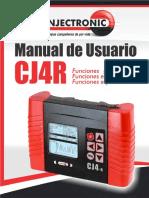 Manual CJ 4 R Completo