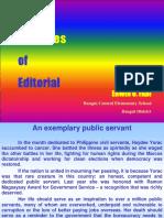 Editorial Examples_FABI 2007
