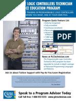 PLC Program Material
