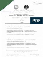 Melaka STPM Trial Maths T1 Q&A
