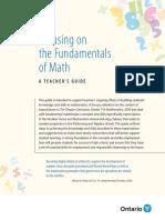 Teacher Guide Math En