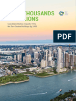 2017-05-30 World Green Bldg Council - Net Zero Carbon Bldgs by 2050