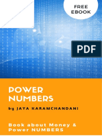 Power Numbers Book by Jaya Karamchandani