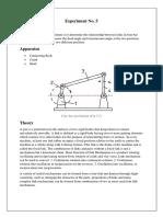 Experiment No 5 Dynamics
