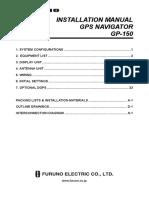 Gp150 Installation Manual d 11-6-08