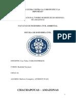 Globalización Mundial y Nacional en El Perú