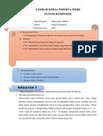 LKPD Fungsi Komposisi Pertemuan 1 Dan Jawaban